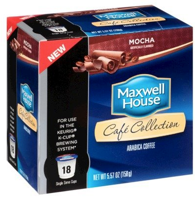 Maxwell House K-Cups Coupon