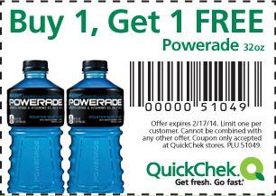 free printable powerade coupons
