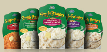 Simply Potatoes Coupon