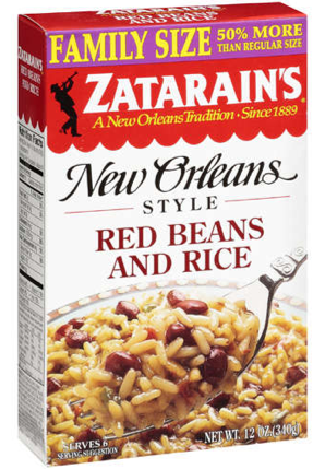 Zatarain's Coupon