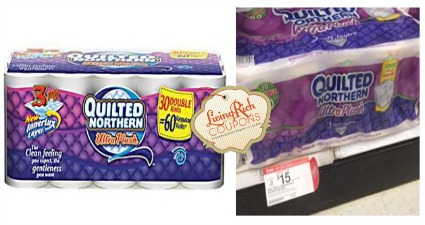 Target Quilted Northern Toilet Paper Deal - Better than Stock Up ...