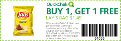 Quick chek coupons