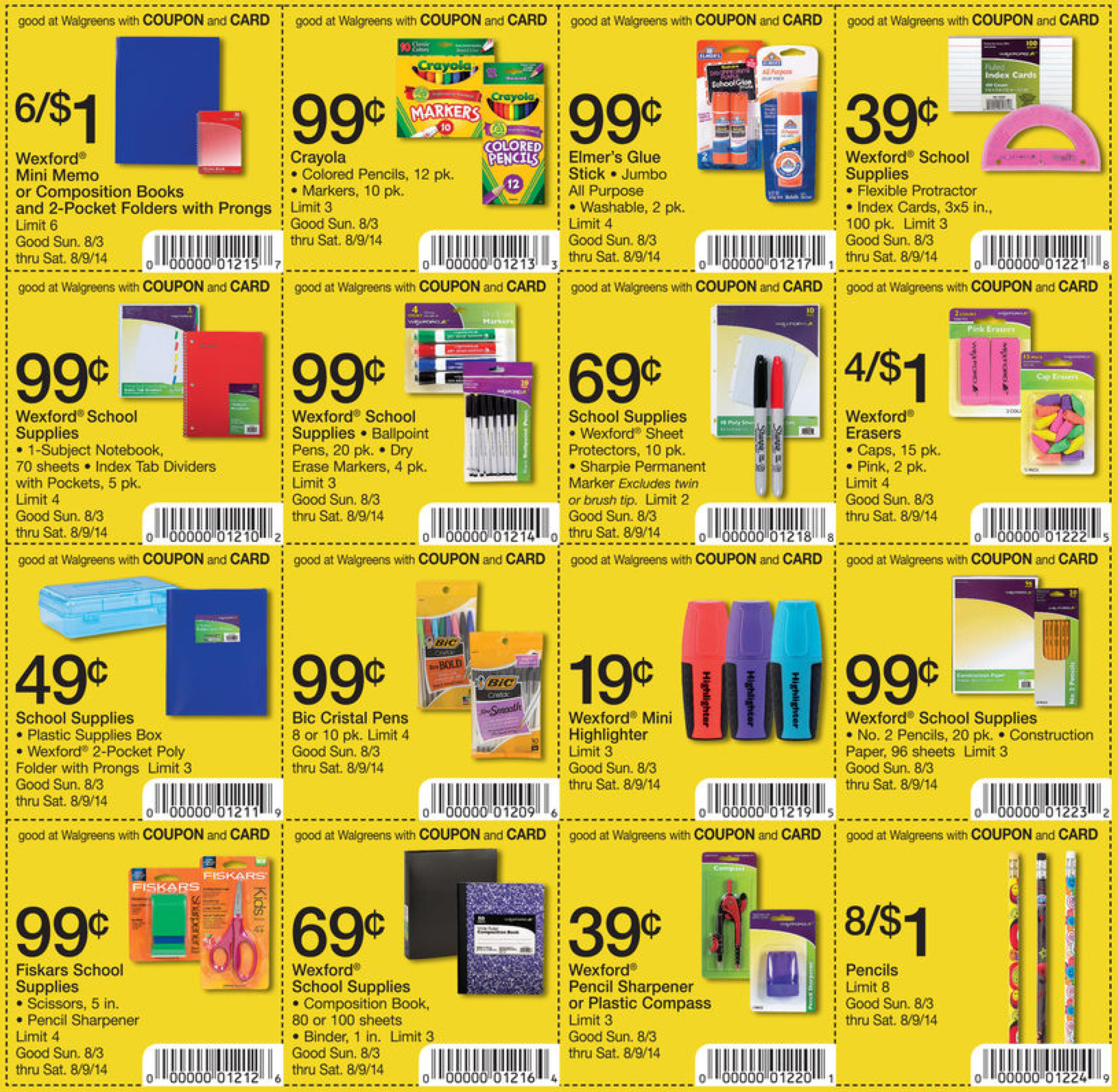 Discount school supply coupon codes 2018