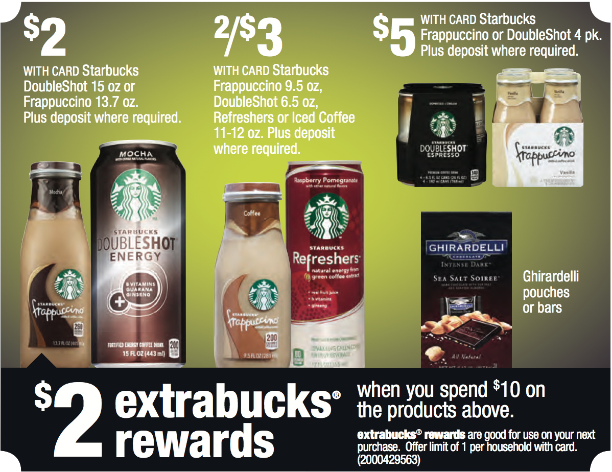Starbucks com coupons