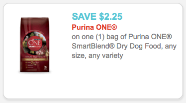 Snag some Purina One SmartBlend True Instinct Dog Food at Walmart for only $ a can with a printable coupon. Walmart sells Purina One SmartBlend True Instinct Dog Food for $ each. Use a buy one, get one free coupon to score two cans for the price of one.