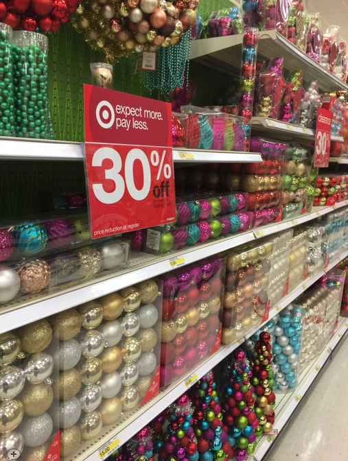 Target After Christmas Sale Discount Schedule, Hours, Products ...