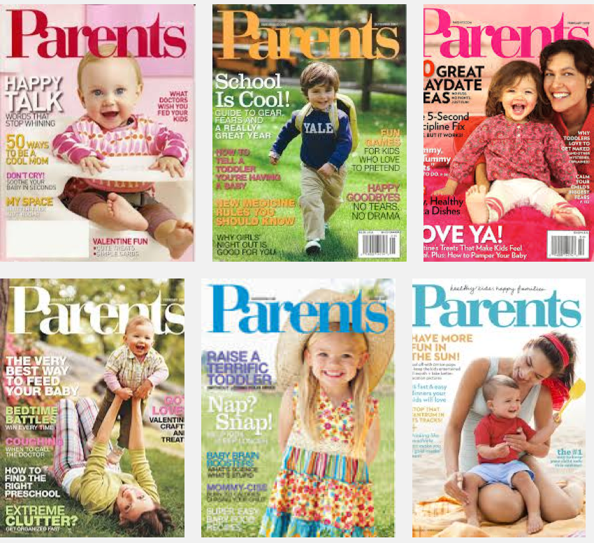 Free 1 Year Subscription To Parents Magazine *GONE* |-Living Rich ...