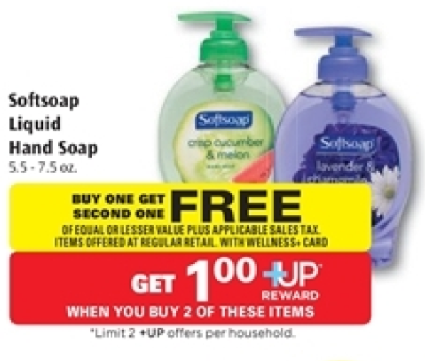 Softsoap Savings Save on your favorite hand soap and body wash.