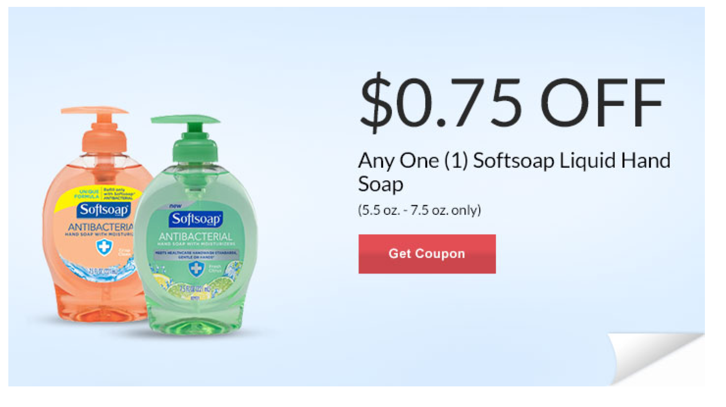picture relating to Softsoap Printable Coupon identified as Printable coupon codes for liquid hand cleaning soap - Discount codes ae