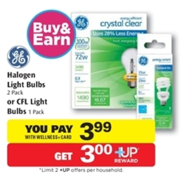Light bulb coupons 2019