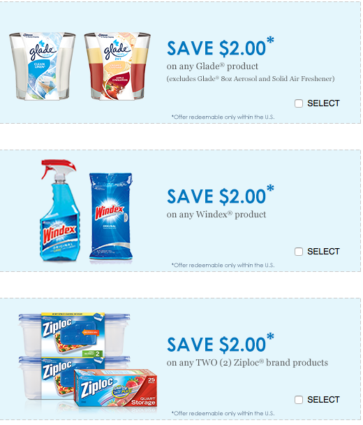Manufacturer coupons johnson and johnson