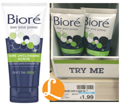 Biore CVS Deal - FREE + Money Maker at CVS!