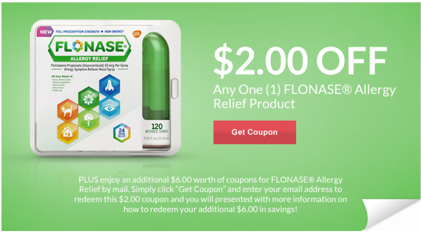 Flonase Coupons April 2018 Ems Training Institute Coupon