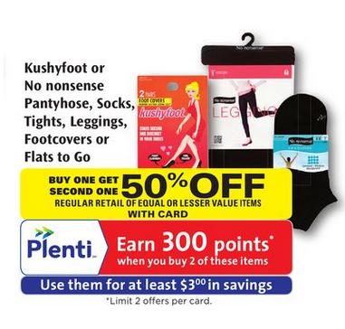 No nonsense pantyhose coupons