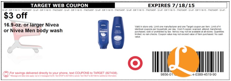 photo regarding Nivea Printable Coupons named Nivea discount codes february 2018 - Ulta 20 off something coupon