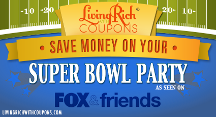 Savings Tips For Super Bowl Party