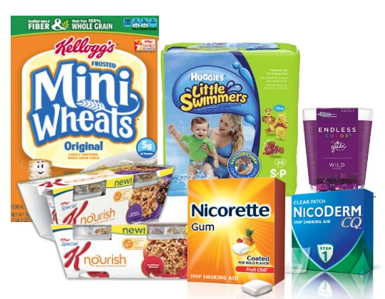 Over $23 in New Target Printable Coupons + Cartwheel Offers!Living ...