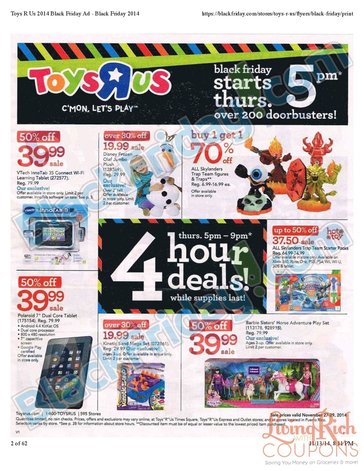 toys r us application pdf