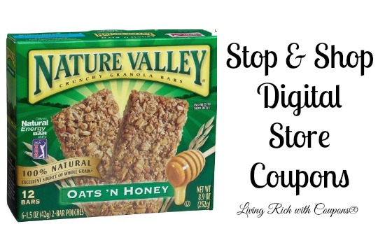 stop  u0026 shop digital coupons