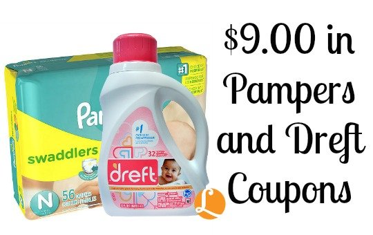 Pampers Coupons 9 00 In New Pampers Coupons Living