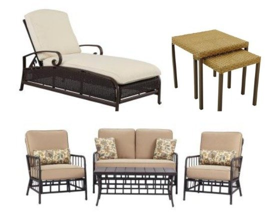 Home Depot Outdoor Furniture Clearance 75 Off Living Rich With Coupons
