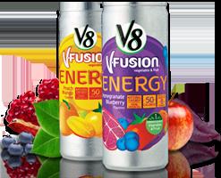 V8 fusion energy coupon 2018