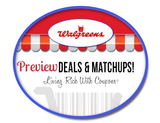 Walgreens Preview Deals