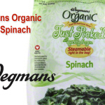 Wegmans Organic You Frozen Spinach Recall 3-23-2015