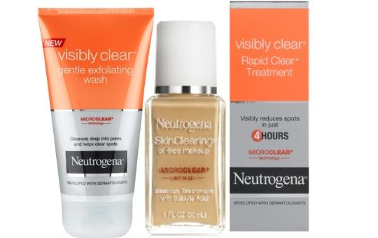 Neutrogena Coupons - Save up to $7.00
