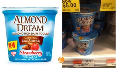 almond dream yogurt whole foods