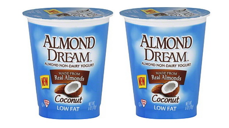FREE Almond Dream Non-Dairy Yogurt at ShopRite!Living Rich ... Almond Dream