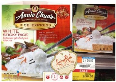 Annie Chun's Whole Foods Deal