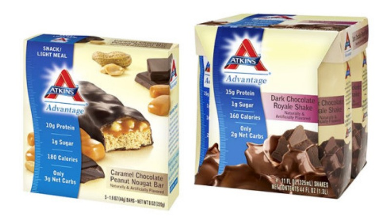 Atkins coupons online