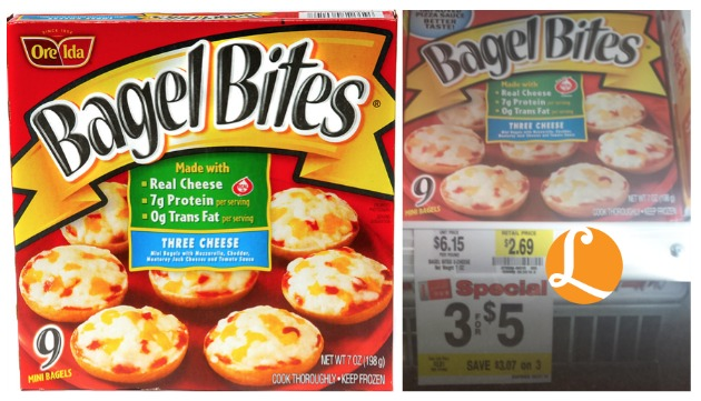 Bagel Bites Only 0 17 At Weis Markets Living Rich With Coupons