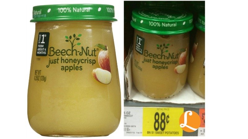 Beech Nut Coupon 0 26 At Walmartliving Rich With Coupons 174
