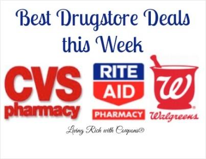 best drugstore deals