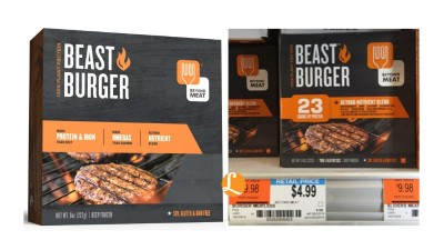 beyond meat burger whole foods