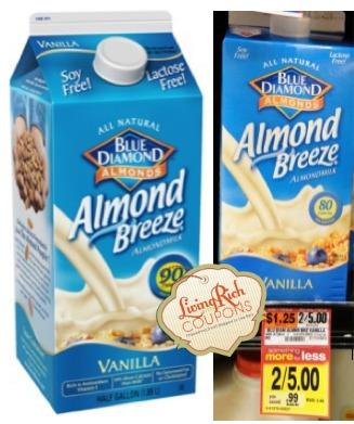 Blue Diamond AlmondMilk Acme Deal