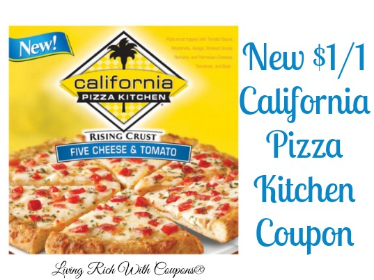 Ca pizza kitchen coupons