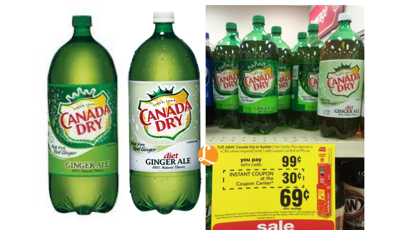 canada dry cvs
