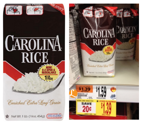 carolina rice bigy
