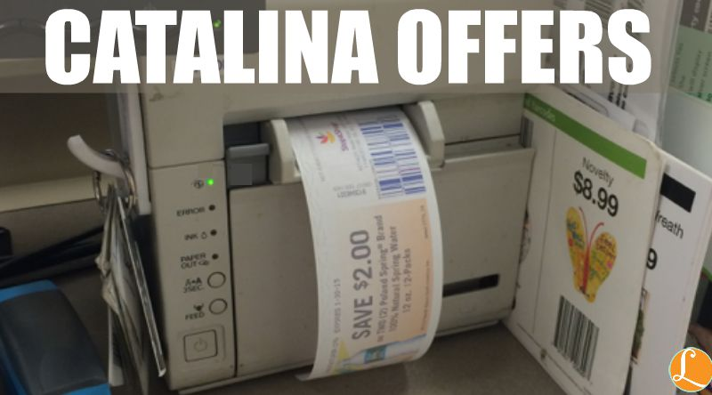 Catalina coupon printer for ipad