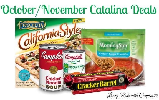 October/November Catalina Deals 2014