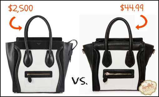 celine look alike bag