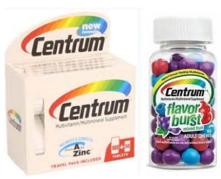 Centrum vitamins coupons