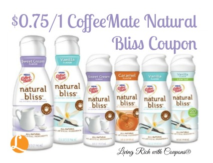 Coffee mate coupons canada