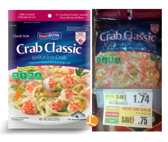 crab classic ShopRite