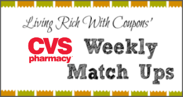 CVS coupon match ups 2/9/14