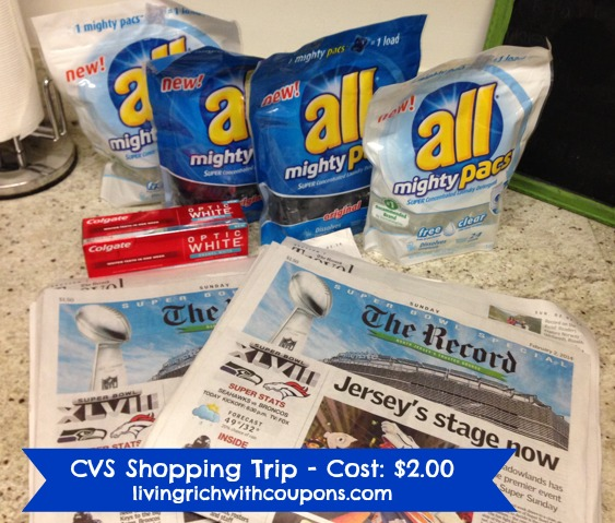 Extreme Couponing CVS