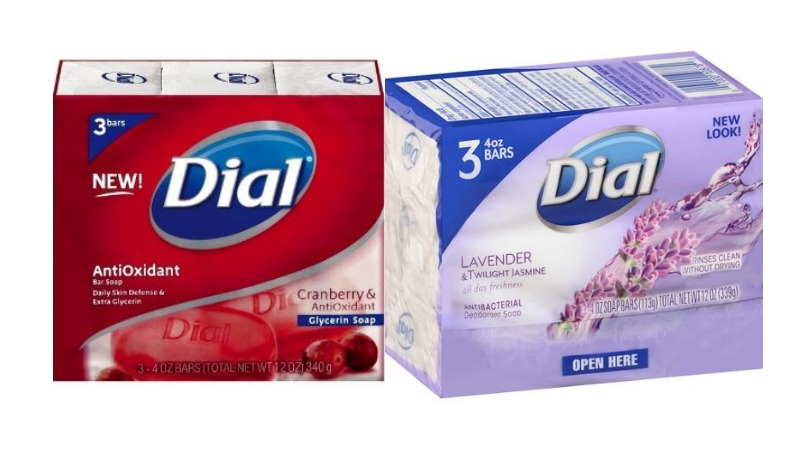 dial bar soap coupon  26 living rich